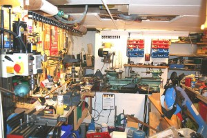 Untidy Workshop